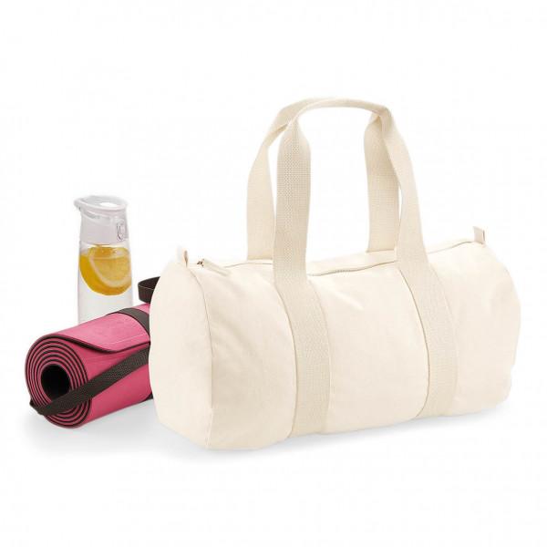 EarthAware Organic Barrel Bag