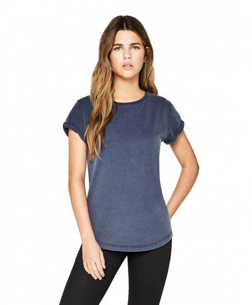 Women's Rolled Sleeve T-Shirt