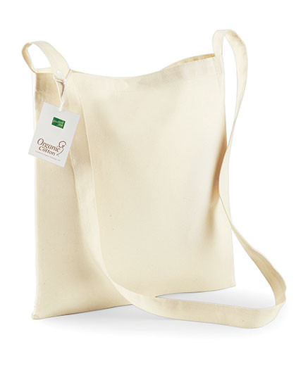 Organic Cotton Sling Bag