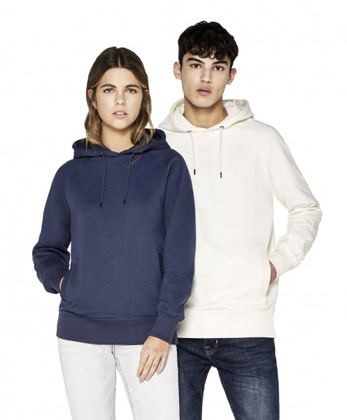 Unisex Pullover Hoody w/ Side Pockets