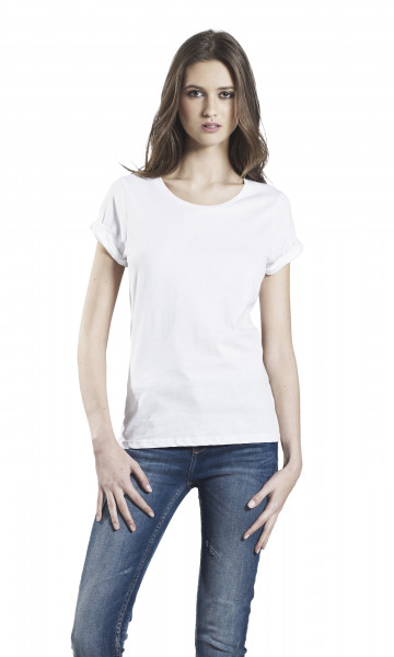 Women's Roll Up T-Shirt