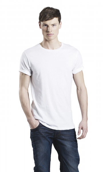 Men's Roll Up T-Shirt