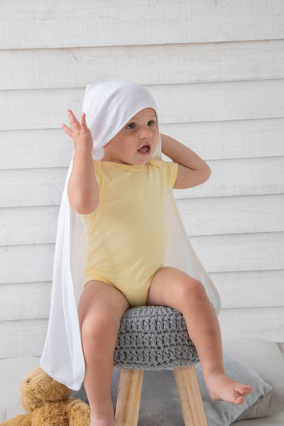 Baby Organic Hooded Blanket
