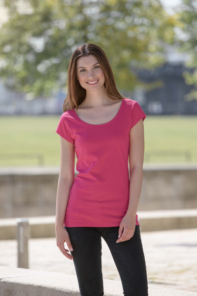Ladies Roundneck T-Shirt